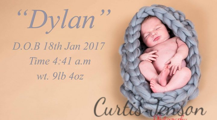 Dylans newborn photoshoot